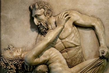 Pan greek god sexuality